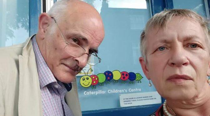 Woodbridge Caterpillar Children's Centre threatened with closure
