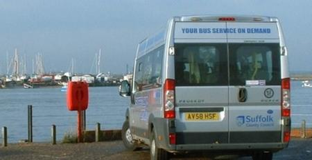 Suffolk gets new Community Transport model – despite reservations